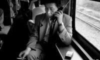 90年代绿皮火车老照片