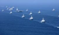 [航母舰队] 八支航母舰队控制南海印度洋 [2030]