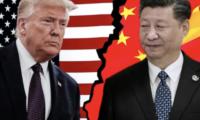 [TRUMP] [USA] [中美脱钩] [封锁中国]但美国绝对不会与中国开战