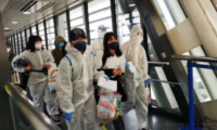 [USA] 相隔一个半月 北京重启撤回在美留学生行动