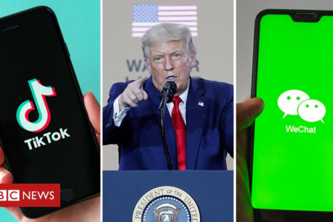 [2020.08.07] [WeChat] 特朗普签署这个命令 路透社:45天后将在美封杀微信