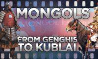 Mongols Chenghis Khan