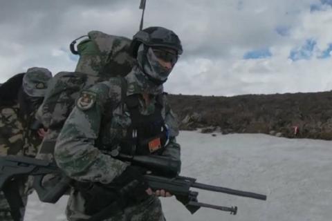 [Gallery] [China] Chinese Army [西部战区] [中国军队]