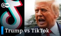 [2020.07.07] [TikTok] Trump to ban TikTok [中国政府批准才可交易]