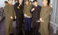 [POOR] 1980年解放军代表团访美