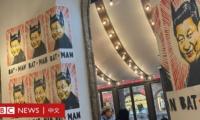 [2020.10] 瑞典餐厅张贴习近平蝙蝠造型海报引发种族歧视质疑