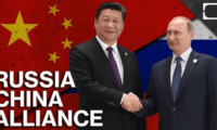 [Russia] [Putin] [中俄军事同盟] China Russia Alliance