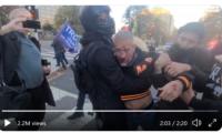 特朗普支持者和亲#BLM支持者在DC中发生冲突